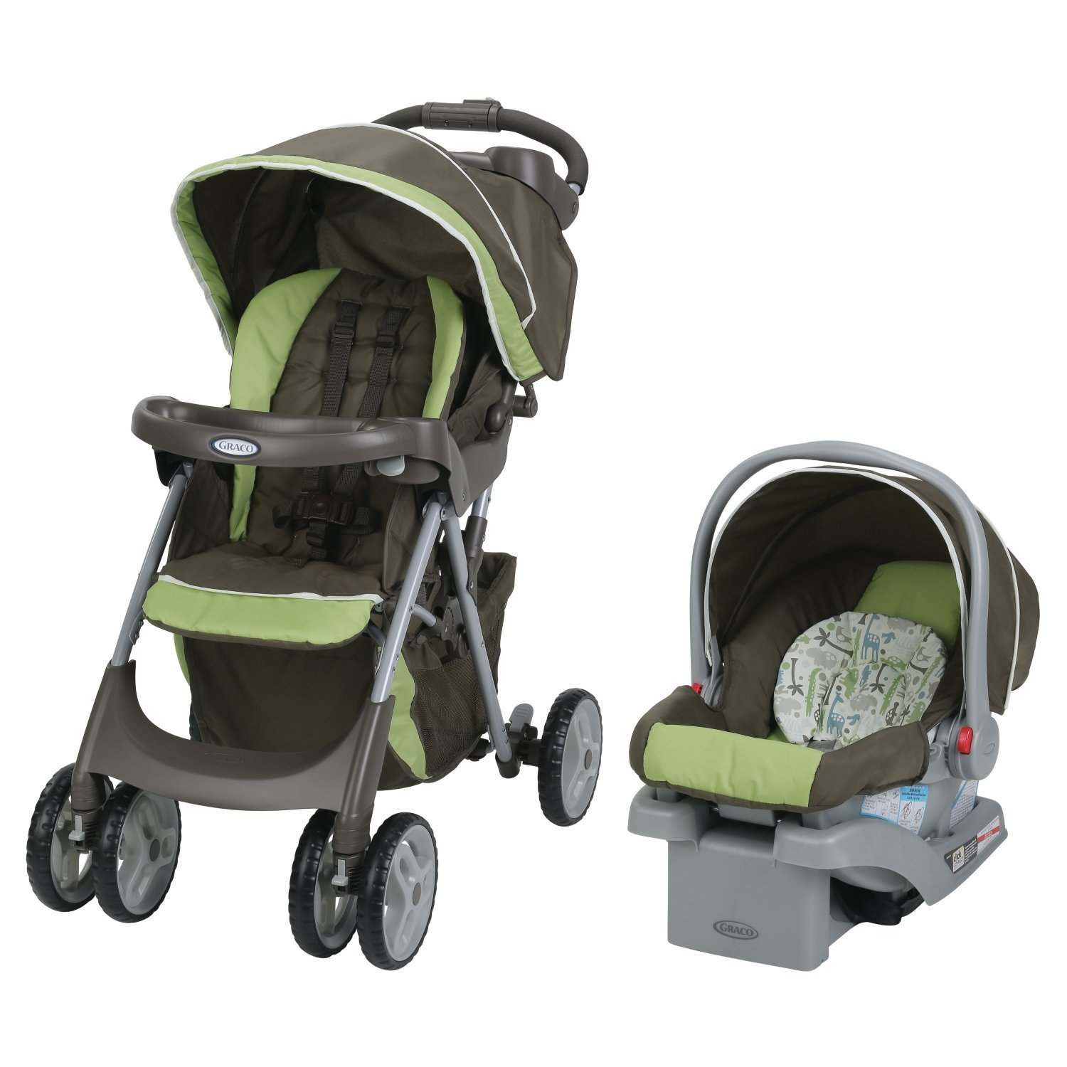Travel System Graco Click Connect