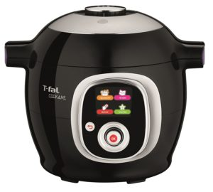 T Fal Cy7018ca Cook4me 6l All In One Multicooker Black